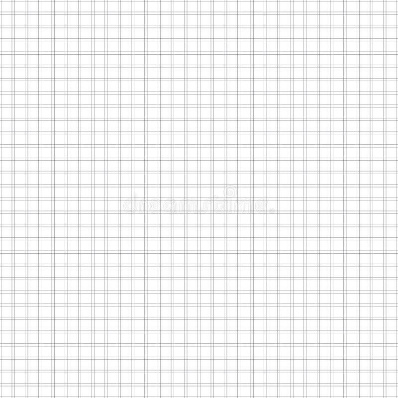 Wektorowy bezszwowy wzór z cienkimi liniami griddle ilustracji