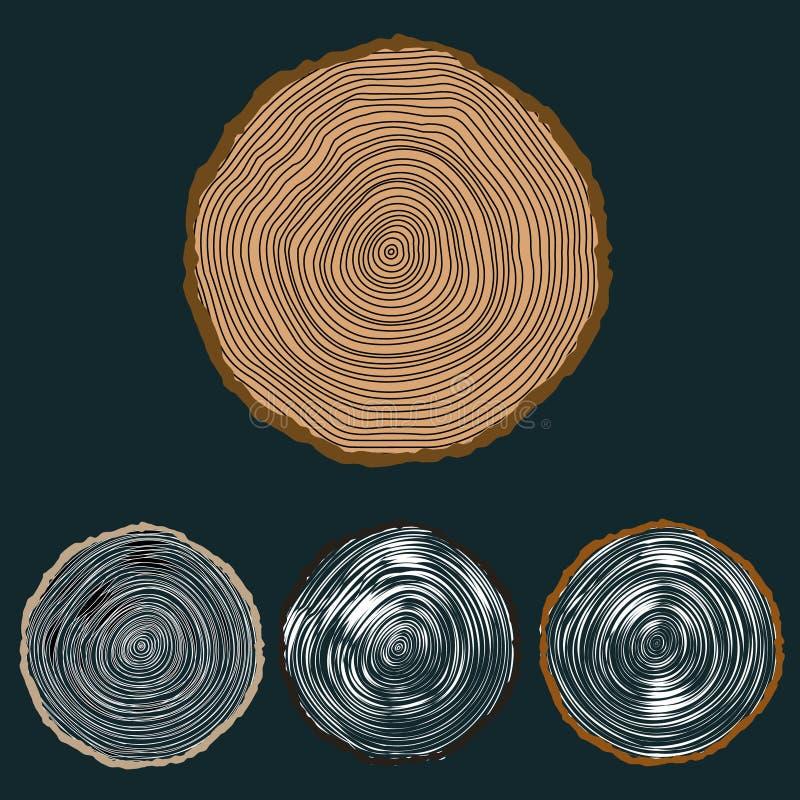Download Wektorowy Konceptualny Tło Z Pierścionkami Ilustracja Wektor - Ilustracja złożonej z pierścionki, tarcica: 57674715