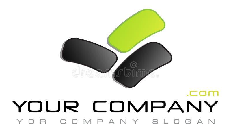 Wektorowy loga szablon, samochód usługa, pitstop, opona biznes, abstrakt ilustracja wektor