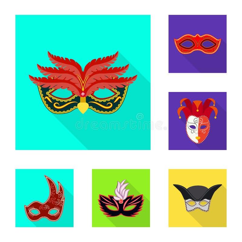 Wektorowy projekt luksusu i ?wi?towania ikona Set luksusu i kryj?wki akcyjna wektorowa ilustracja ilustracji
