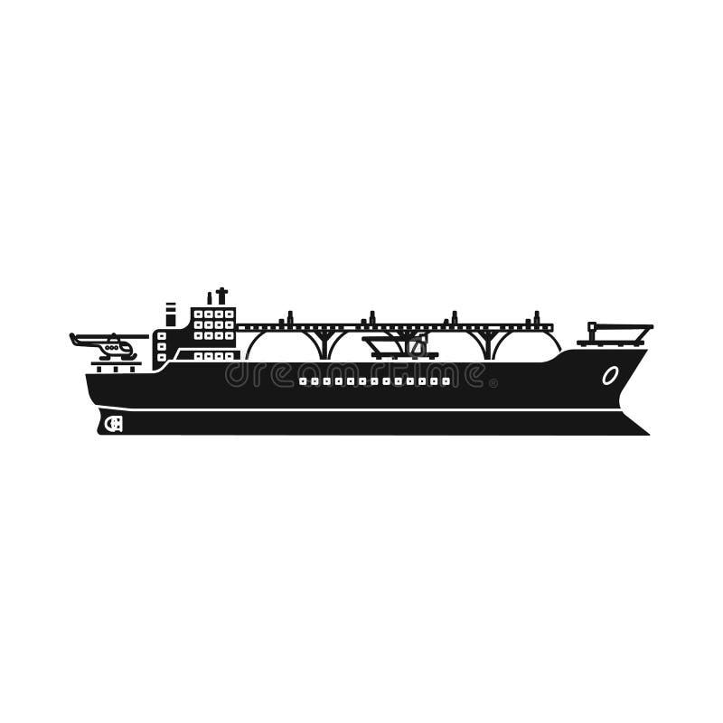 Wektorowy projekt ropa i gaz ikona Kolekcja oleju i benzyny akcyjna wektorowa ilustracja ilustracji