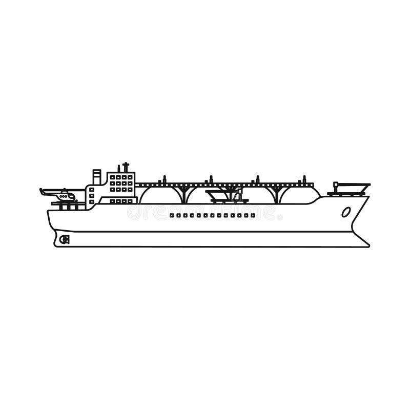 Wektorowy projekt ropa i gaz symbol Kolekcja oleju i benzyny akcyjny symbol dla sieci royalty ilustracja