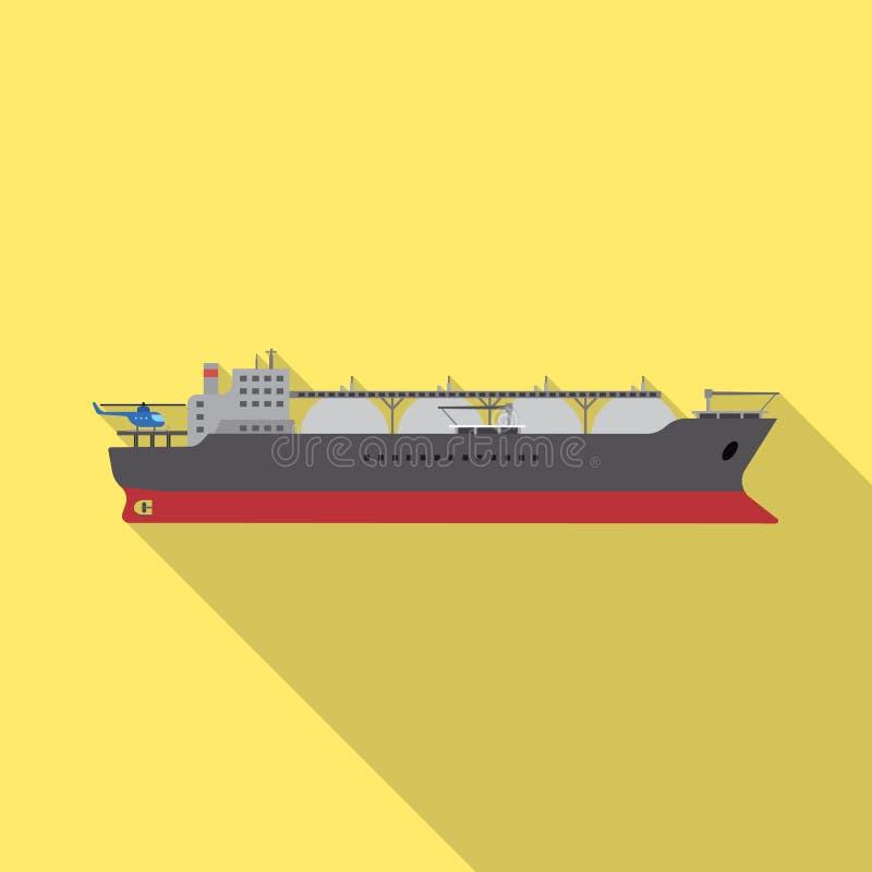 Wektorowy projekt ropa i gaz symbol Set oleju i benzyny akcyjna wektorowa ilustracja ilustracja wektor