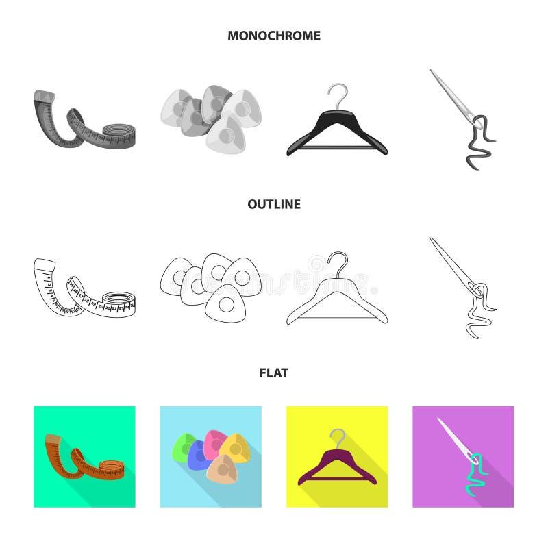 Wektorowy projekt rzemios?o i handcraft logo Kolekcja rzemios?a i przemys?u akcyjny symbol dla sieci ilustracja wektor