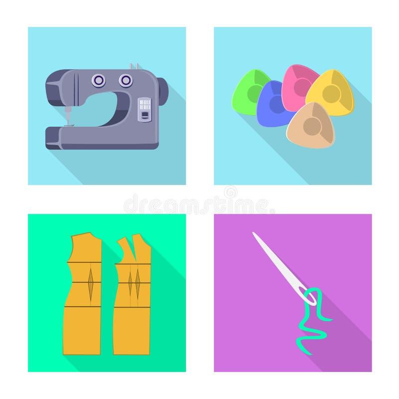 Wektorowy projekt rzemios?o i handcraft symbol Kolekcja rzemios?a i przemys?u akcyjna wektorowa ilustracja ilustracji
