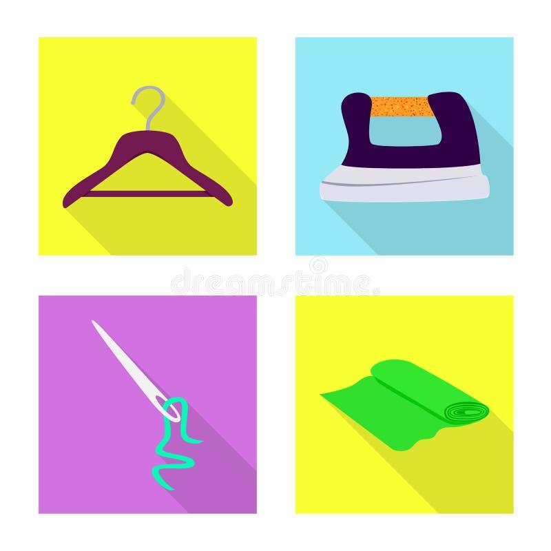 Wektorowy projekt rzemios?o i handcraft symbol Set rzemios?a i przemys?u akcyjna wektorowa ilustracja ilustracja wektor