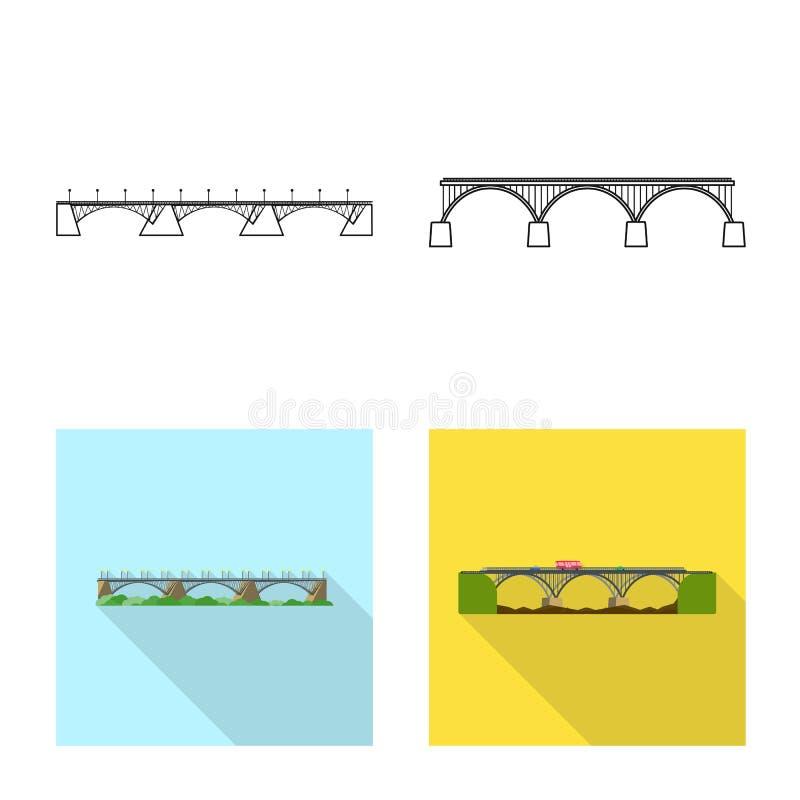 Wektorowy projekt związku i projekta znak Kolekcja związek i boczny akcyjny symbol dla sieci ilustracji