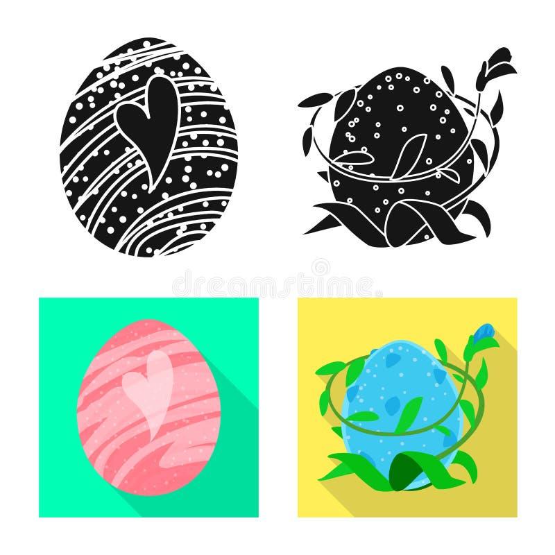 Wektorowy projekt zwierz?cy i prehistoryczny znak Set zwierz?cy i ?liczny akcyjny symbol dla sieci royalty ilustracja