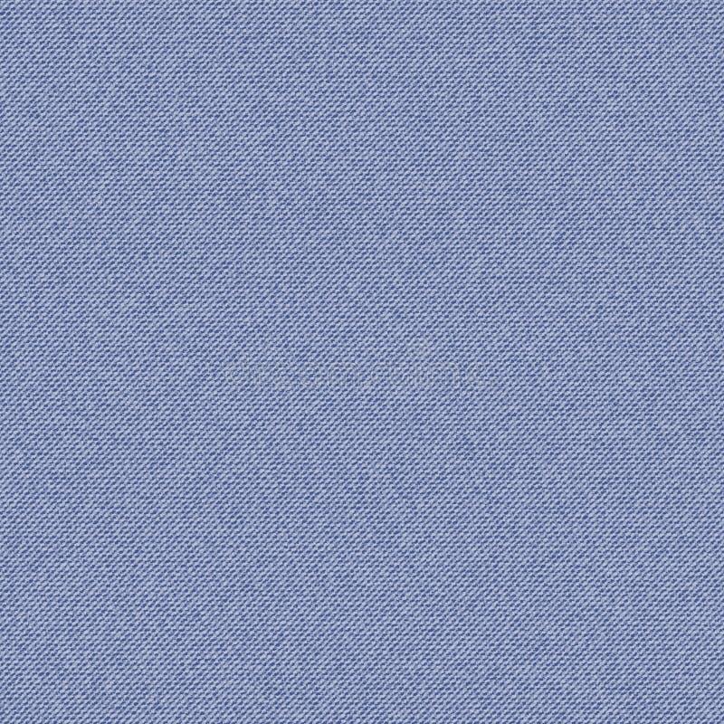 Wektorowy tło -- błękitny tekstura drelich royalty ilustracja