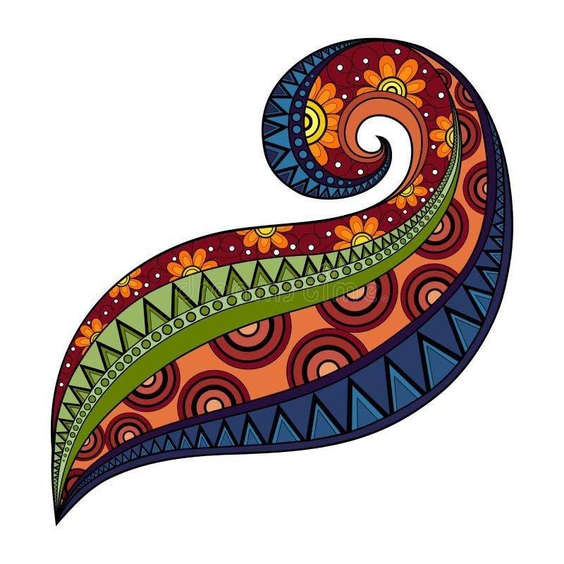 Download Wektoru Barwiony Kwiecisty Tło Ilustracja Wektor - Ilustracja złożonej z okwitnięcie, trawy: 57661680