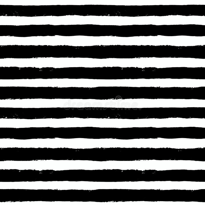 Wektoru muśnięcie Muska Czarnego bielu wzór ilustracji
