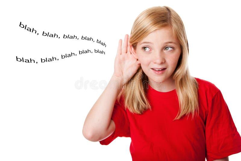 Welche Kinder hören