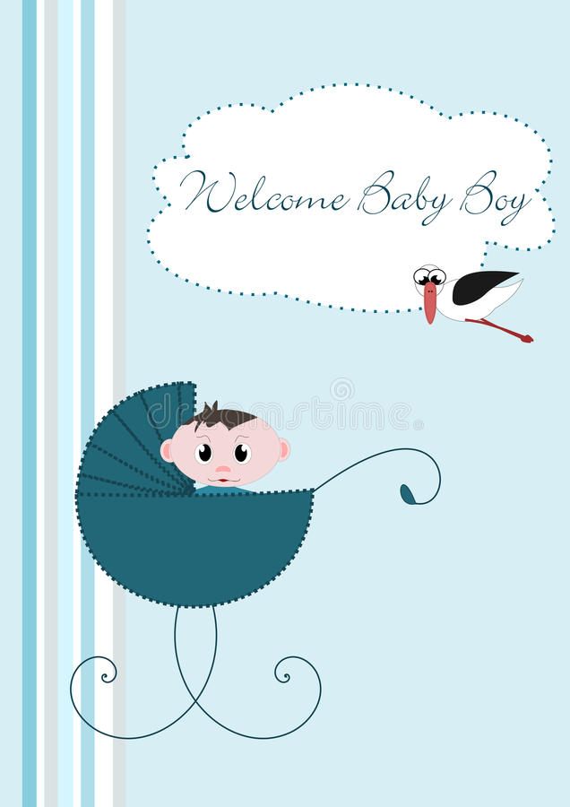 Free Welcome Baby Stock Photography - 19656632