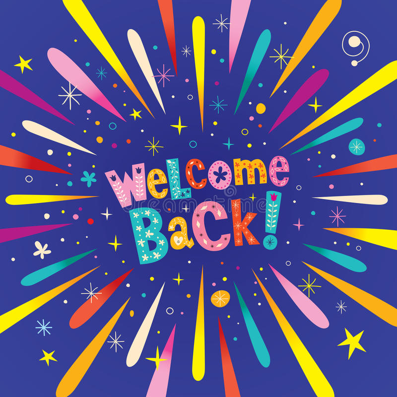 Welcome back greeting card stock vector illustration of back 91592019 download welcome back greeting card stock vector illustration of back 91592019 m4hsunfo