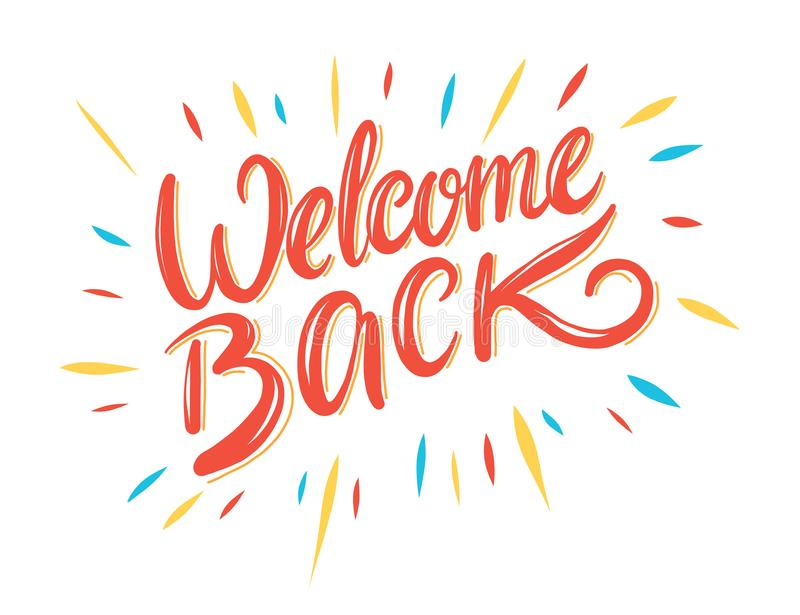 Welcome Back Home Stock Illustrations – 328 Welcome Back Home ...