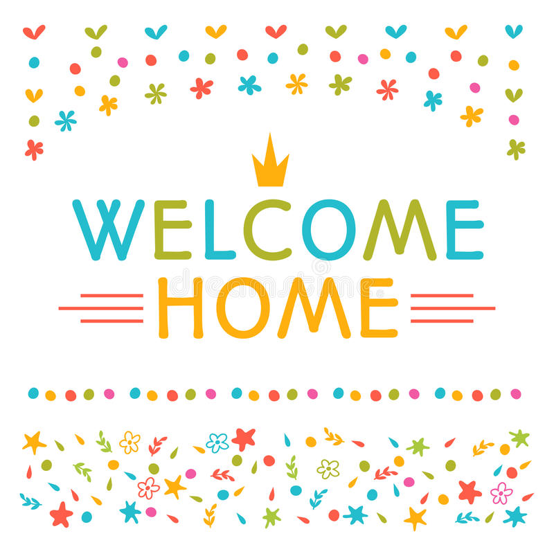 Cute Welcome Home Designs. Cute Mother\'s Day, Cute Welcome March ...