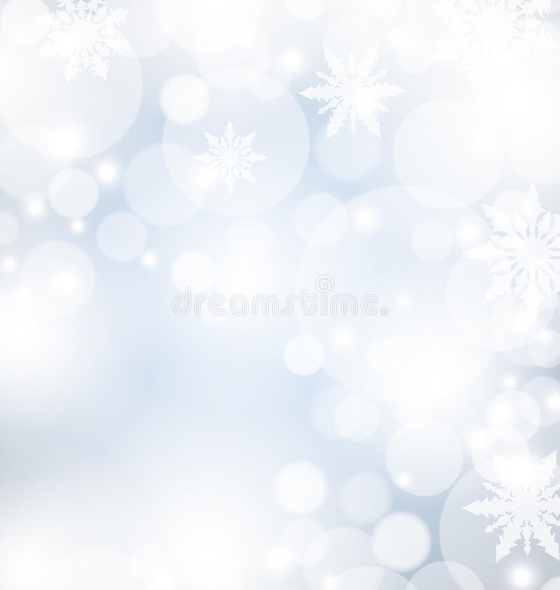 Download Welcome Snoflakes Abstract Background Stock Illustration - Image: 27447675
