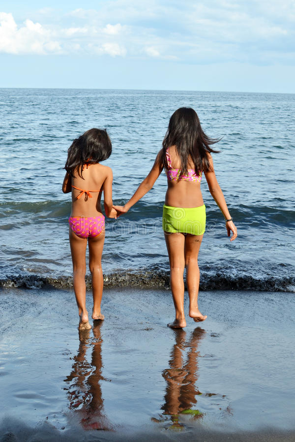 Welcome Summer royalty free stock images