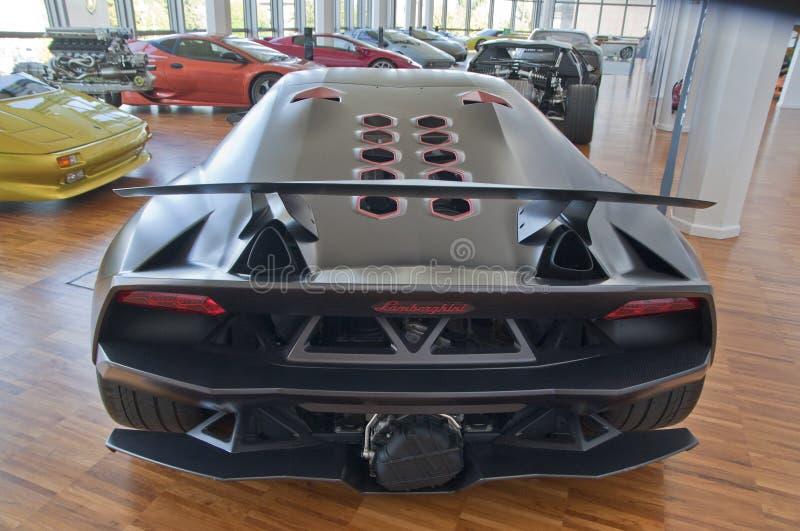 Welcome to Lamborghini Kingdom stock photos