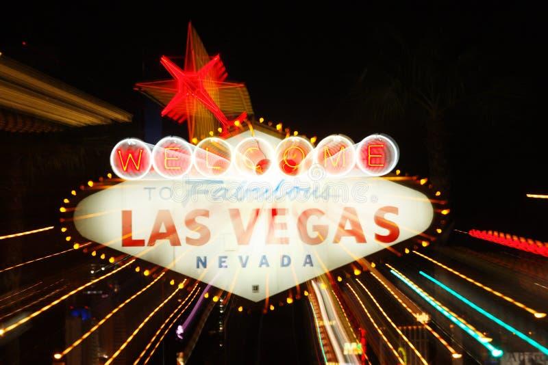 Download Welcome to Las Vegas stock image. Image of flashing, beacon - 15368173