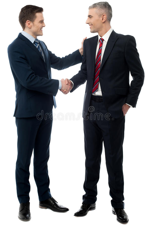 Welcome to my office ! stock image