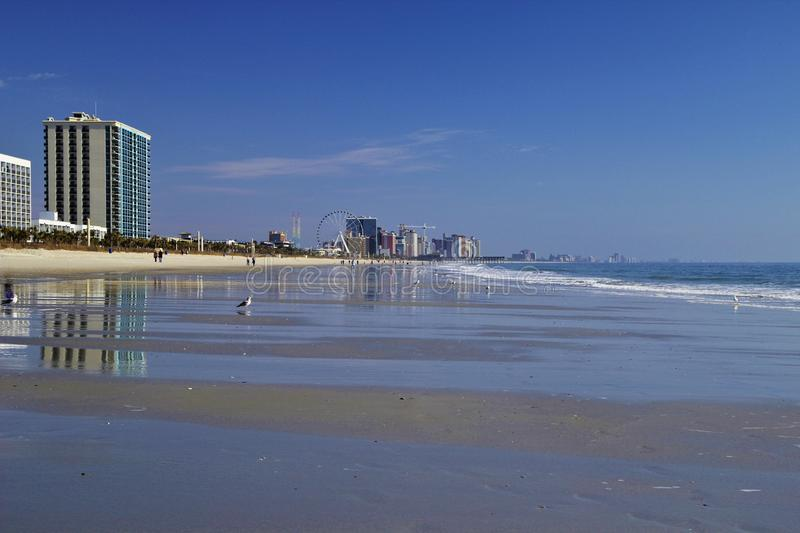 Download Welcome To Myrtle Beach stock photo. Image of coast, america - 39506576