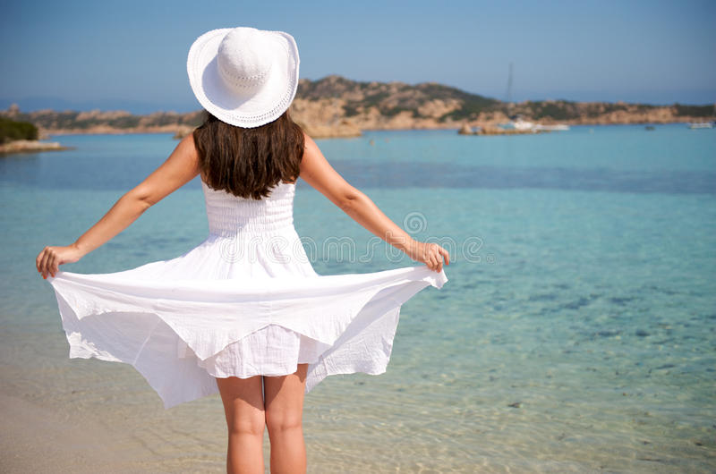 Download Welcome to paradise stock image. Image of beach, tourist - 10660091