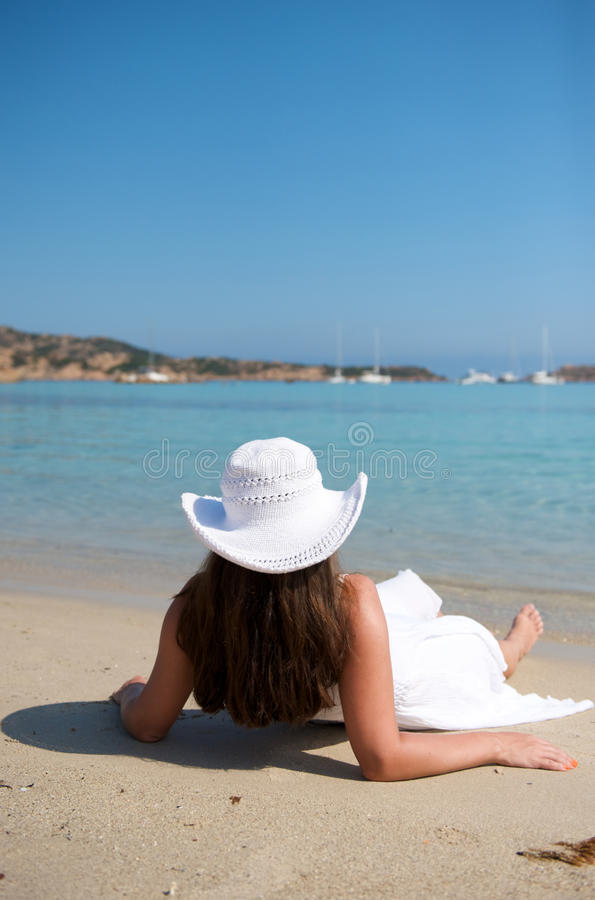 Download Welcome to paradise stock image. Image of travel, dress - 10660867