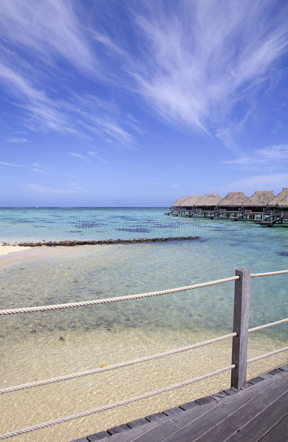 Download Welcome to paradise stock photo. Image of bora, lagoon - 27639598