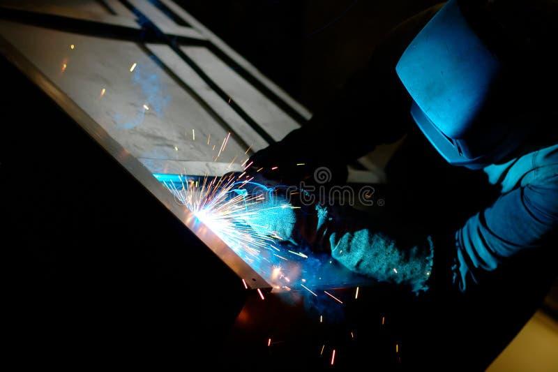 Download Welder stock image. Image of iron, equipment, industry - 20271655