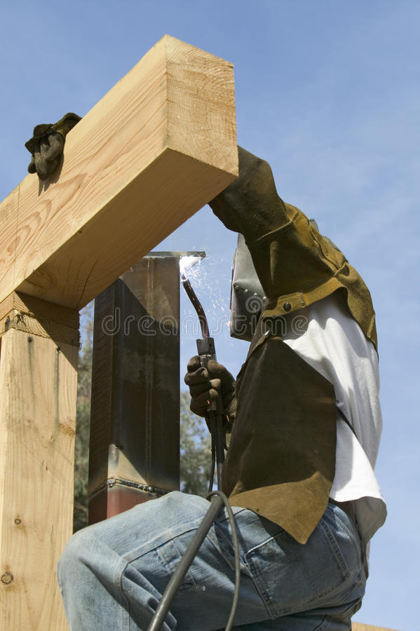 Download Welder editorial stock photo. Image of metalworker, development - 25968683