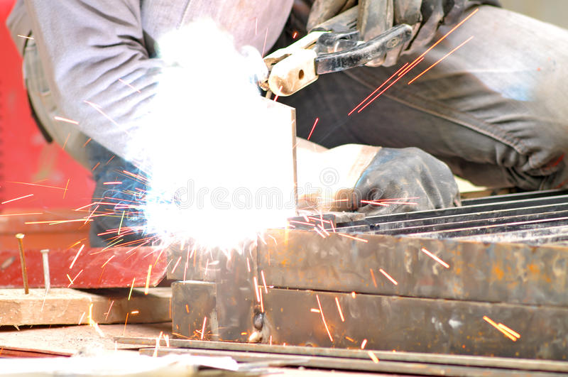 Download Welder Royalty Free Stock Photography - Image: 26643257