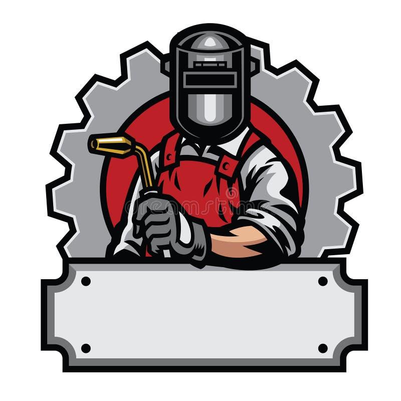 Free Welder With Welding Tools Stock Images - 138952904