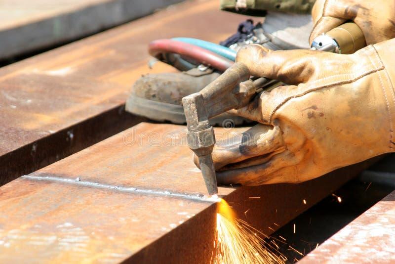 Download Welderarbete arkivfoto. Bild av stål, arbete, moget, entreprenör - 978848