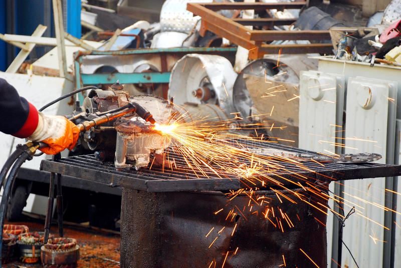 Download Welding stock photo. Image of craftsman, blinding, hand - 15627400