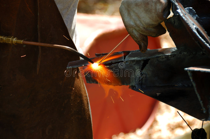 Download Welding Royalty Free Stock Image - Image: 2396936