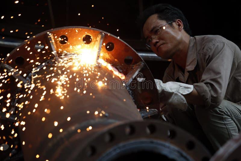 welding imagem de stock