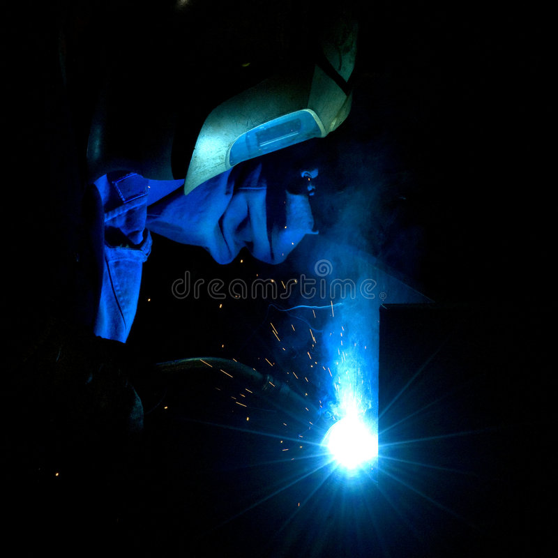 Download Welding Royalty Free Stock Photo - Image: 5269965