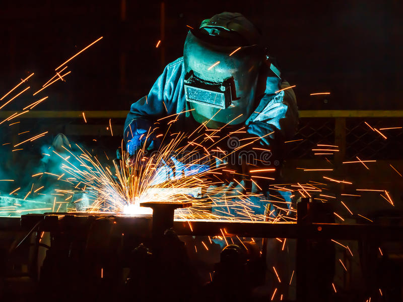 welding foto de stock royalty free