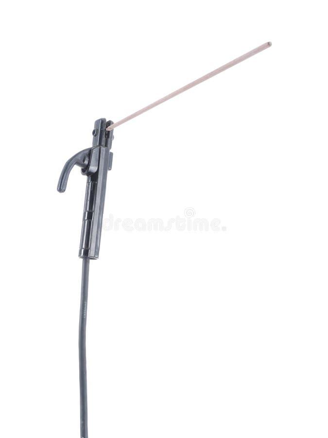 Free Welding Electrode Holder Stock Images - 29369144