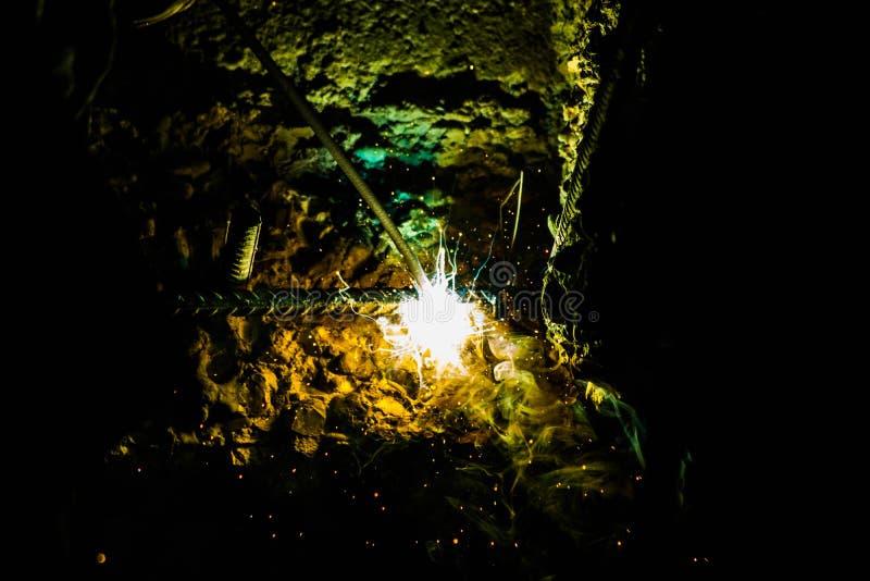 Welding Spark Free Public Domain Cc0 Image
