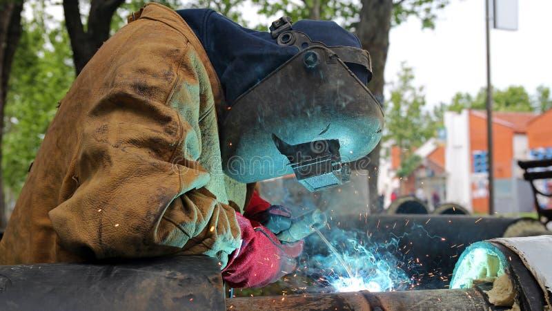 Welding Work stock photos
