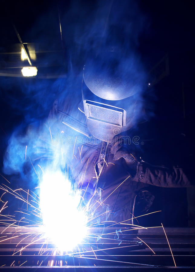 Download Welding Stock Image - Image: 31352781