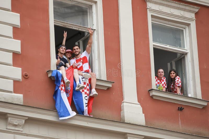 Welkom huisceremonie royalty-vrije stock foto's