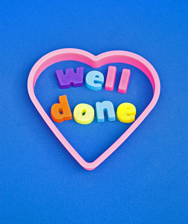 Download Well Done : Congratulations. Stock Photo - Image: 21347866