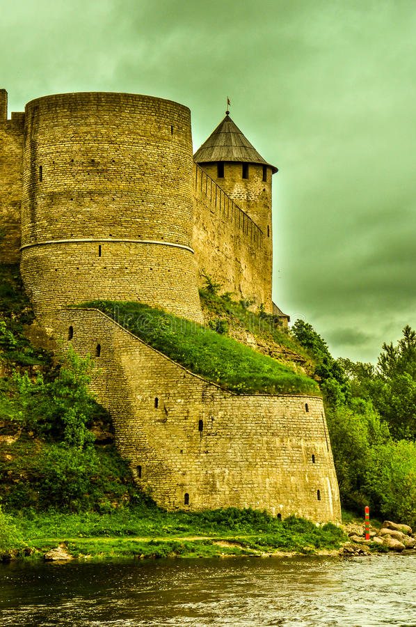 Well tower royalty free stock photo