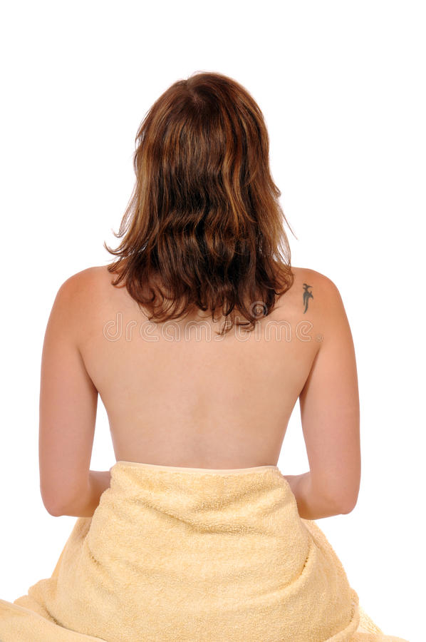 Download Wellbeing stock image. Image of adult, wellbeing, naked - 10978037