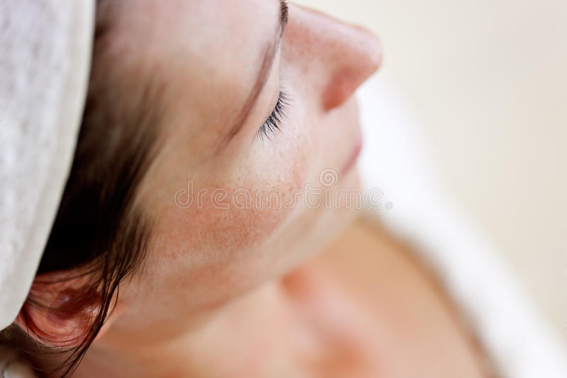 Wellbeing Spa Wellness Massage Stock Photography