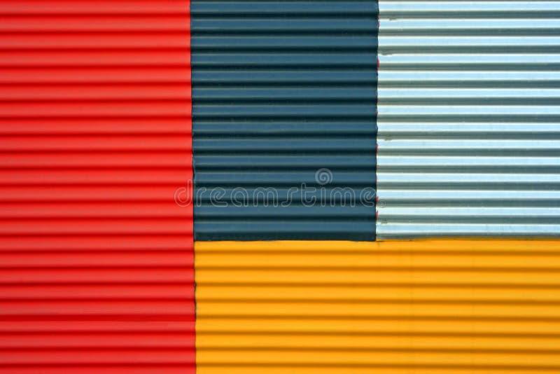 Wellblech stockbilder