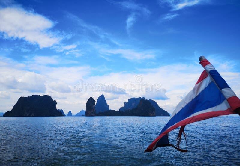 Wellcome к Таиланду стоковое фото rf